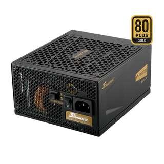 SEASONIC Prime Series 80 Plus Gold Fully Modular Power Supply