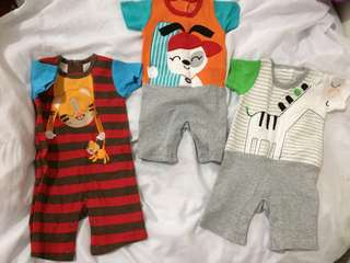 Baby boy jumpers
