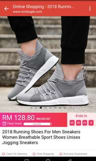 Free Postage!!! NEW Korean Running Shoe Unisex