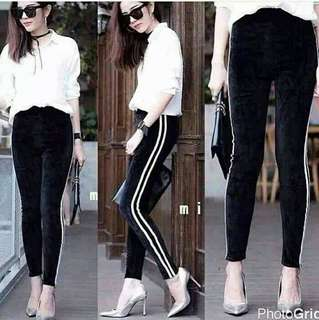 Legging list bludru