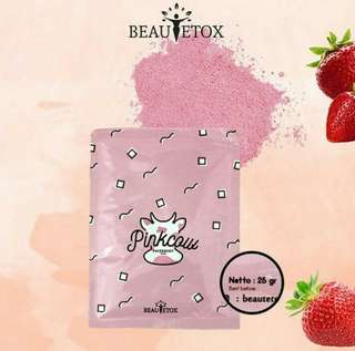 Pink cow beautetox