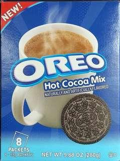 美國購入 Oreo熱可可