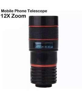 Telescope Zoom Lenses