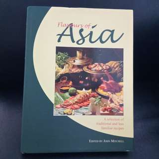 Book: Flavours of Asia