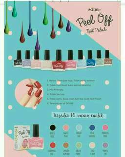 Nail Art Kutek Halal Muslimah Kid Friendly