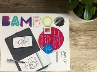 BAMBOO SPARK DRAWING PAD