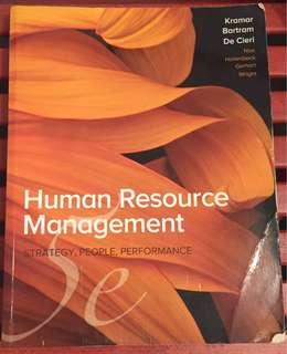 Kramar et al. Human Resource Management Textbook 5th edn