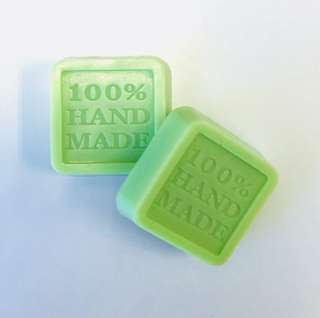 100% Hand Made Soap Artisan Soaps