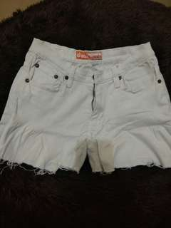 Celana pendek hot pants import