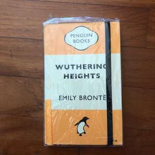 BN Wuthering Heights Notebook from Times
