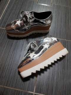 Stella McCartney inspired platform shoes