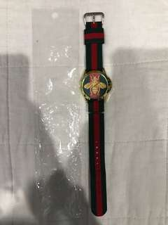 Gucci bee design watch