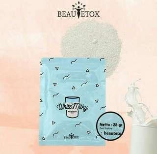White milk beautetox