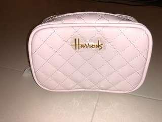Harrods (new 18x12.5x7cm)