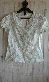 BNWT IMPORTED BLOUSE TOP