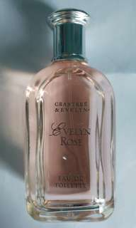 Crabtree & Everlyn Evelyn Rose Perfume