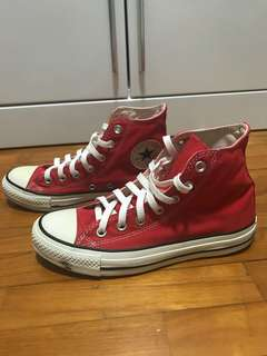 Converse All Star high tops (authentic)