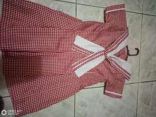 Day Care Uniform girl