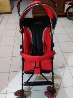 Baby stroller pliko