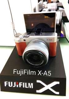 DP 0% Fujifilm X-A5 free instax Kredit Tanpa Kartu Kredit