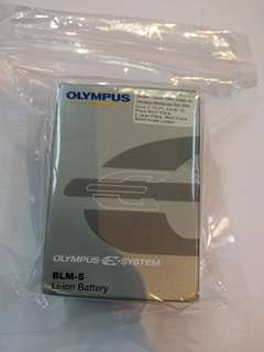 **Brand New**Olympus BLM-5 Battery