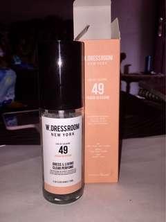 W Dressroom New York Dress & Living Clear Parfum