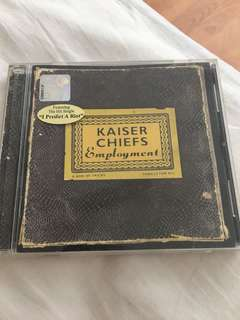 Kaiser Chiefs - Employment CD