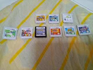 3DS Nintendo cartridge