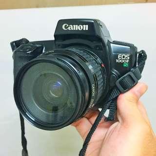 🚚 復古絕版Canon單眼相機