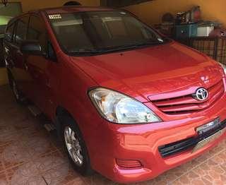 Toyota Innova E