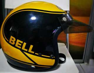 Helmet bell rt spender