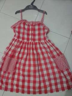 mothercare dress 5y-6y