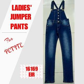 Ladies' Skinny Jumper Pants