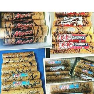 OPEN For Order NUTELLA ROLLS