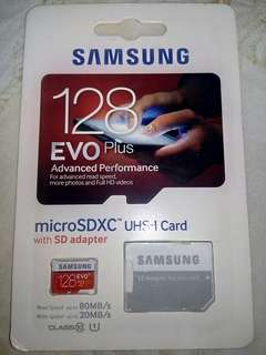 Memory Card Orginal (transcend 128gb=2500,64gb=1200)/(samsung evo 128gb=2500) USB (transcend otg (micro and usb) 32gb=1000)