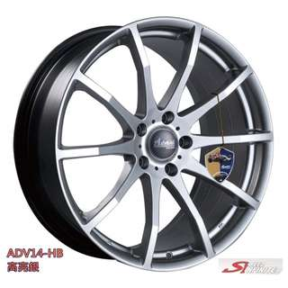 18吋 5孔114 經典熱賣款輪圈~搭輪胎倍耐力225/40/18 現金完工特惠價 (璇壓框另行報價)