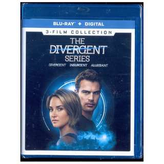 The Divergent Series - New Blu-Ray