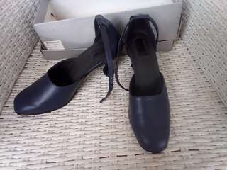 Retro kitten heels size 36-37