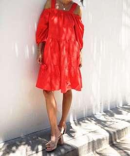 Seed Dobby Resort Dress