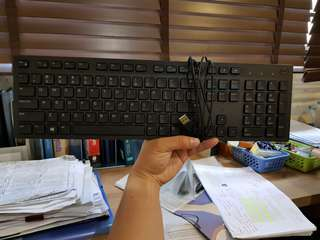 Dell Wired Keyboard KB216