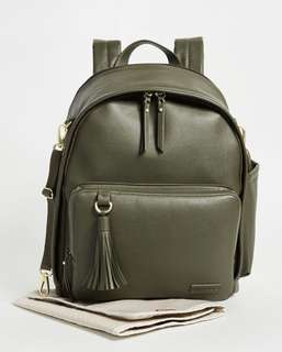 Skiphop Greenwhich backpck in olive