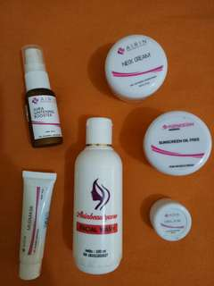 (BISA NEGO)airin beauty(glowing mix acne treatment)