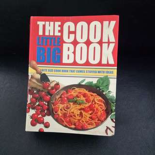 Book: The Little BIG Cook Book