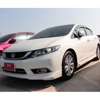 HONDA Civic 9代 K14
