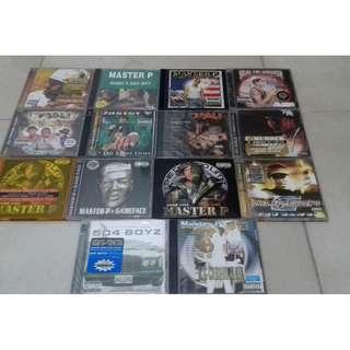 Master P No Limit TRU Collection 11 CD rare original USA pressing cd used Mia X, Silk Tha Shocker
