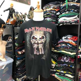 Iron Maiden Band Tshirt
