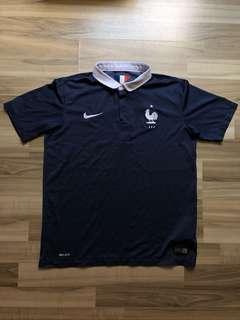 France Nike 2014 Home Kit