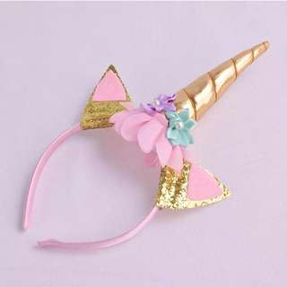 Unicorn Headband