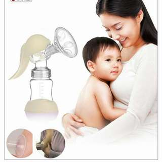 BPA free Manual Breast Pump