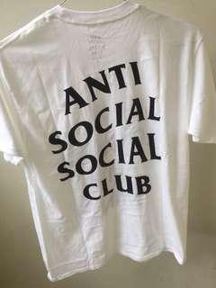 Anti Social Social Club Tee ILMM #mausupreme